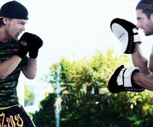 boxing, training, and avicii image