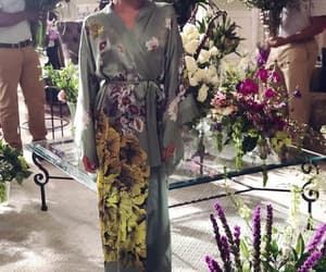 dynasty, flowers, and outfit image