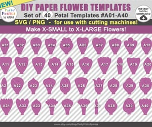 diy, paper flowers, and giant paper flowers image