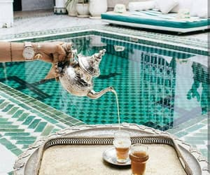 inspiration, mint, and morocco image