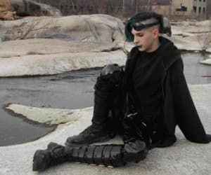 boots, gay porn, and nsfw image