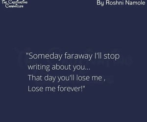 forever, lose me, and about you image