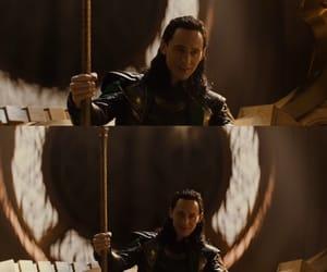 tom hiddleston, loki laufeyson, and thor the dark world image