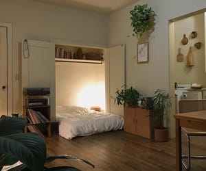 bedroom and home image