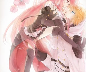 krul, mika, and seraph of the end image