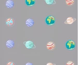 background, earth, and planets image