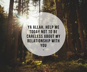 daily inspiration, islamic quotes, and islamic inspiration image