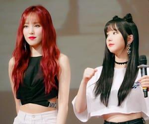 asian girl, k-pop, and korean girl image