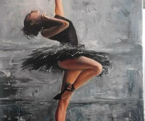 art, beauty, and dance image