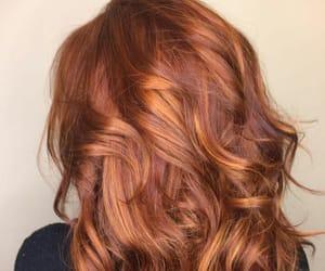hair, hair colors, and hair goals image