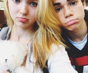 dove cameron, cameron boyce, and descendants image