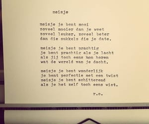 date, mooi, and gedicht image