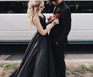 black, boy, and couple image
