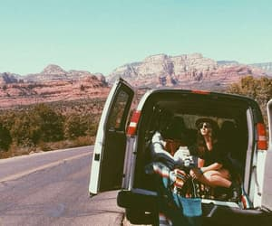 travel, adventure, and car image
