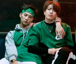 youngjae, bambam, and got7 image