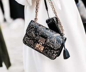 fashion, bag, and Christian Dior image