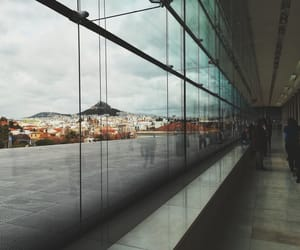acropolis, museum, and people image