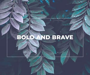boy, brave, and empowerment image