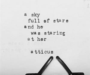 stars, love, and atticus image