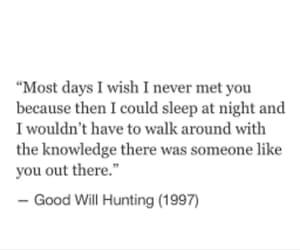meet, sad, and good will hunting image