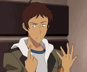 gif, lance, and Voltron image