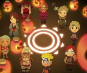 anime, jinchuriki, and naruto image