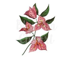 etsy, flower illustration, and printable flower image