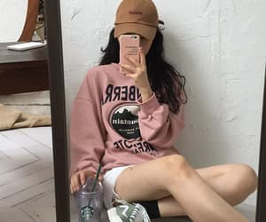 casual, clothing, and fashion image