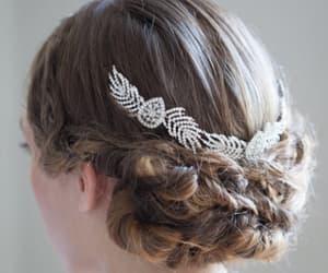weddings, wedding hair, and wedding ideas image