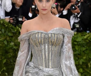 riverdale, betty cooper, and met gala image