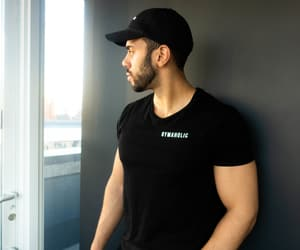 fitness, workout, and gymaholic image