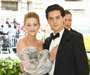 cole sprouse, couple, and riverdale image