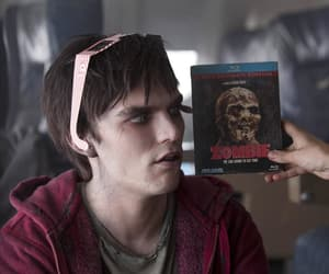 warm bodies, zombie, and nicholas hoult image