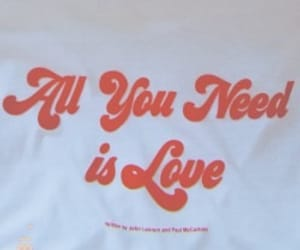 all you need is love, fashion, and retro image