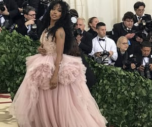 met gala, sza, and celebrities image