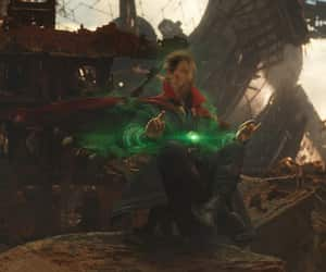 Avengers, time stone, and Marvel image