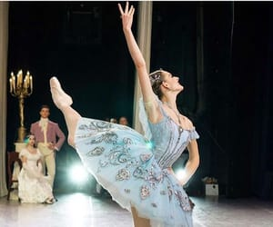 ballet, dance, and graceful image