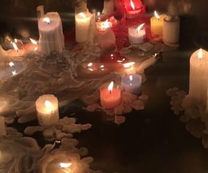 candle, aesthetic, and grunge image