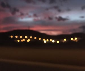 blurry, night, and photographer image