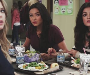 friendship, lucy hale, and pretty little liars image