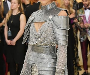 zendaya and met gala image