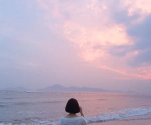 aesthetic, girl, and lovely image