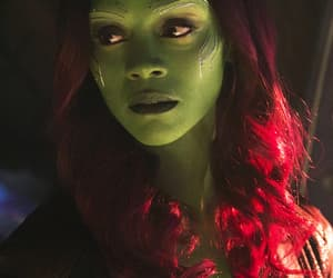 Avengers, zoe saldana, and Marvel image