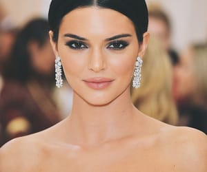 kendall jenner, beauty, and makeup image
