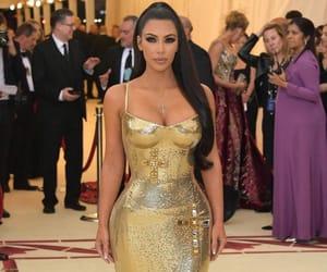 kim kardashian, met gala, and kuwtk image