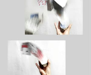 minimal, minimalistic, and playing cards image