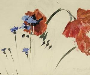 art, flowers, and alternative image