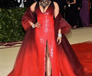 celebrity, nicki minaj, and met gala image