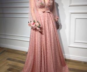 dress, spring, and elegant image