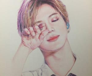 fanart, k-pop, and tumblr image